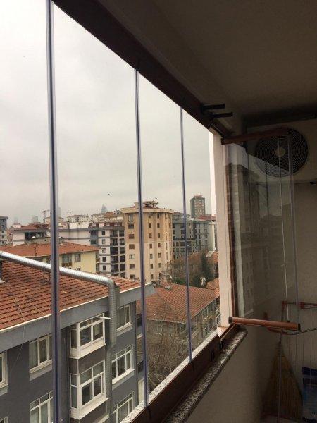 Çekmeköy Cam Balkon