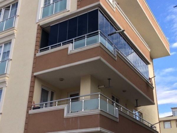 Erenköy Mahallesi Cam Balkon