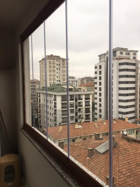 Gülsuyu Mahallesi Cam Balkon