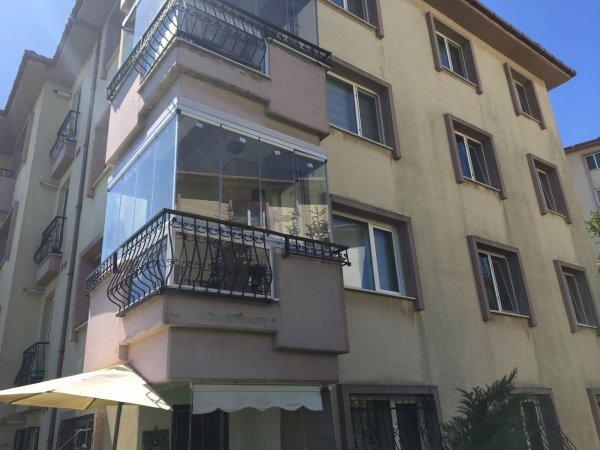 Uğurmumcu Mahallesi Cam Balkon