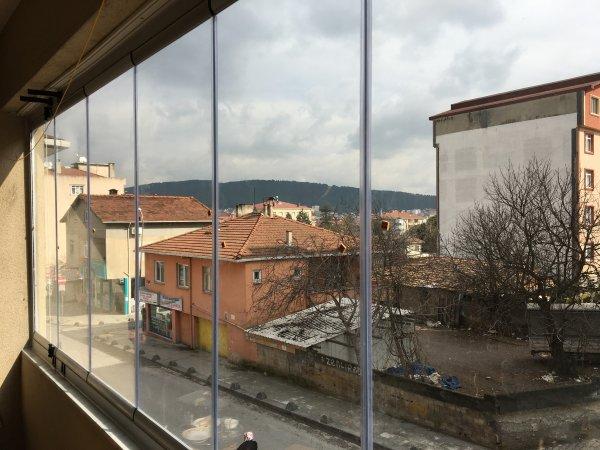 Yenişehir Mahallesi Cam Balkon