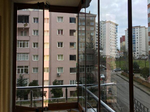 Rahmanlar Mahallesi Cam Balkon
