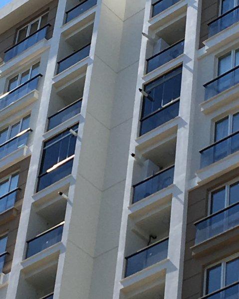 Çamlık Mahallesi Cam Balkon